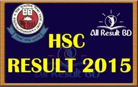 HSC Result 2015 in Bangladesh Education Board