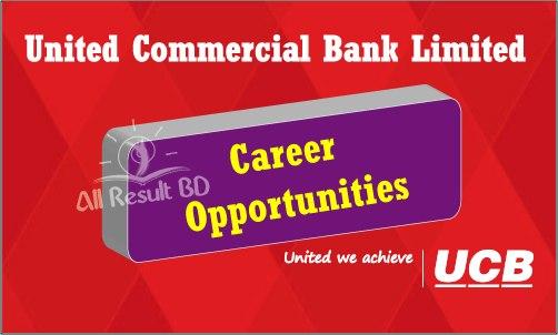 United Commercial Bank Probationary Officer Job Circular 2015