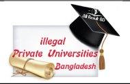 5 Illegal Private Universities in Bangladesh