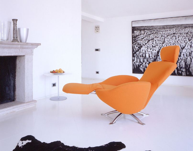 Relaxliege Wohnzimmer Design Dodo ~ Cassina's Transformer | All Roads Lead To Home