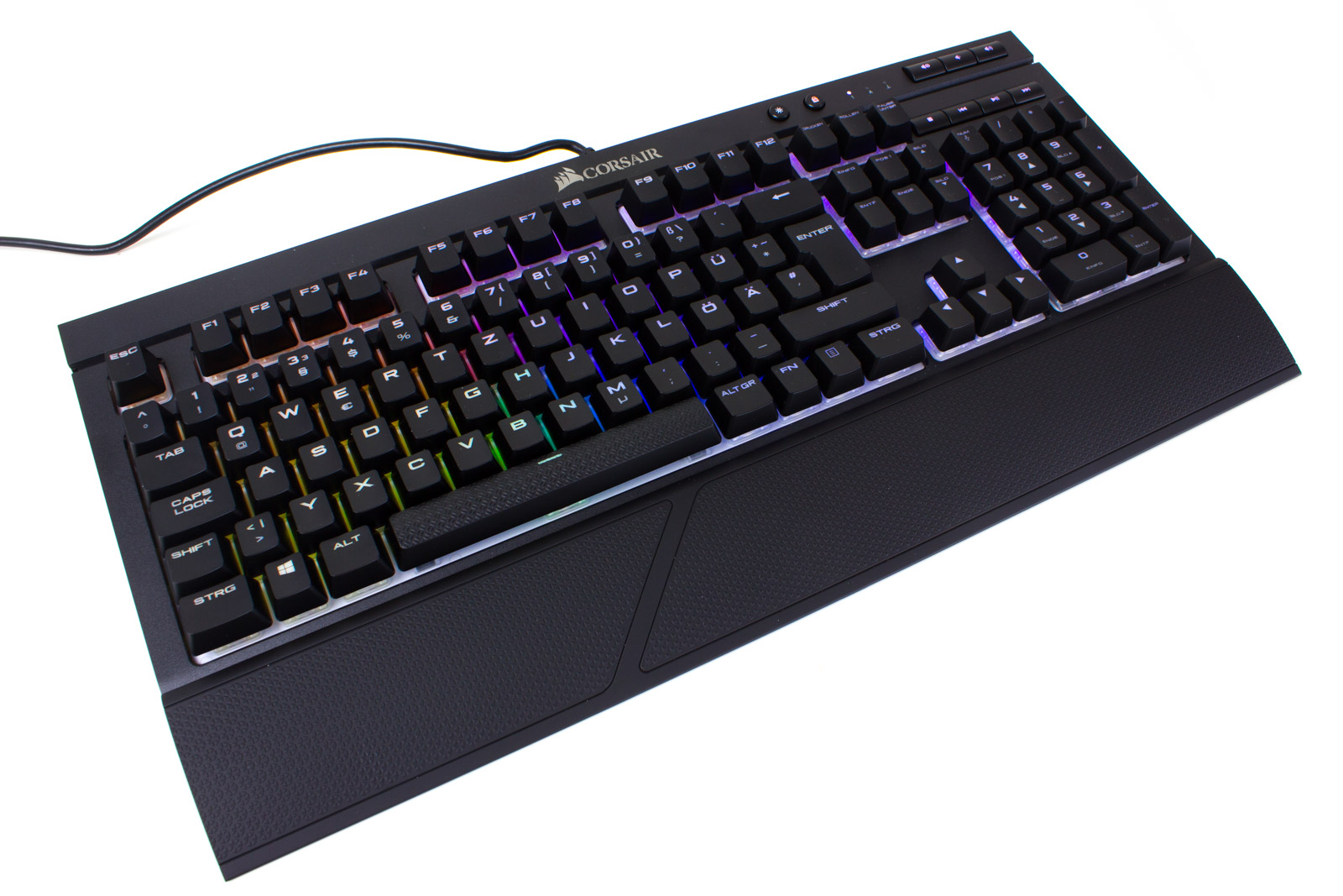 Corsair Rgb Test Corsair K68 Rgb Allround Pc
