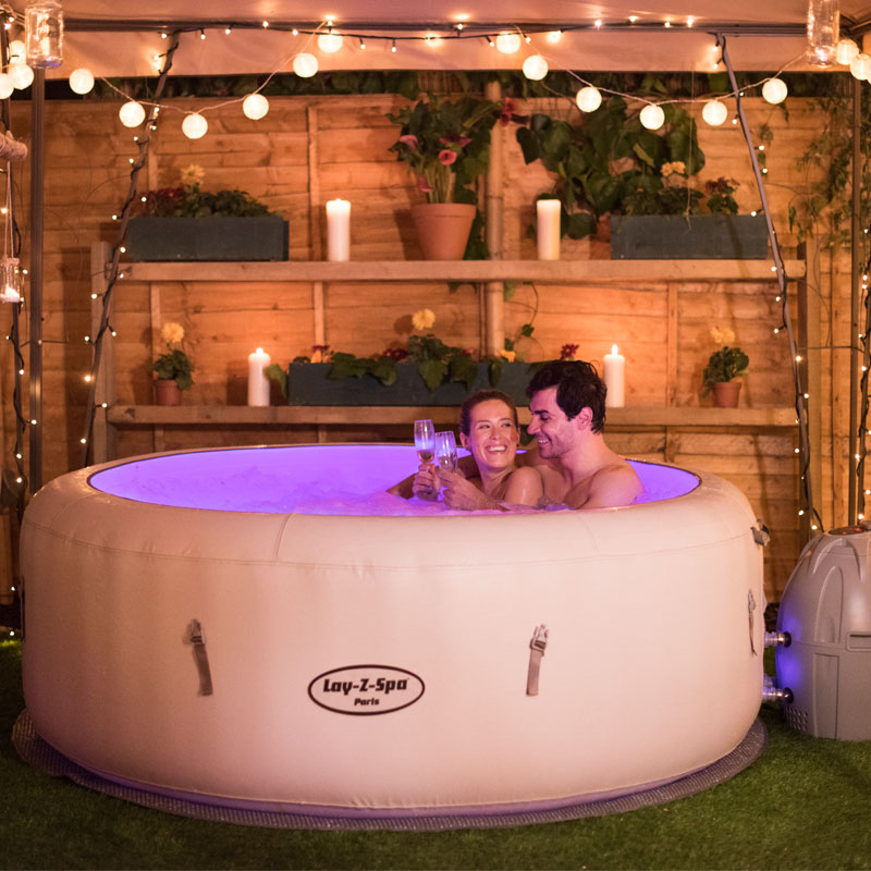 Outdoor Led Verlichting 10 Key Benefits Of Inflatable Hot Tubs - All Round Fun