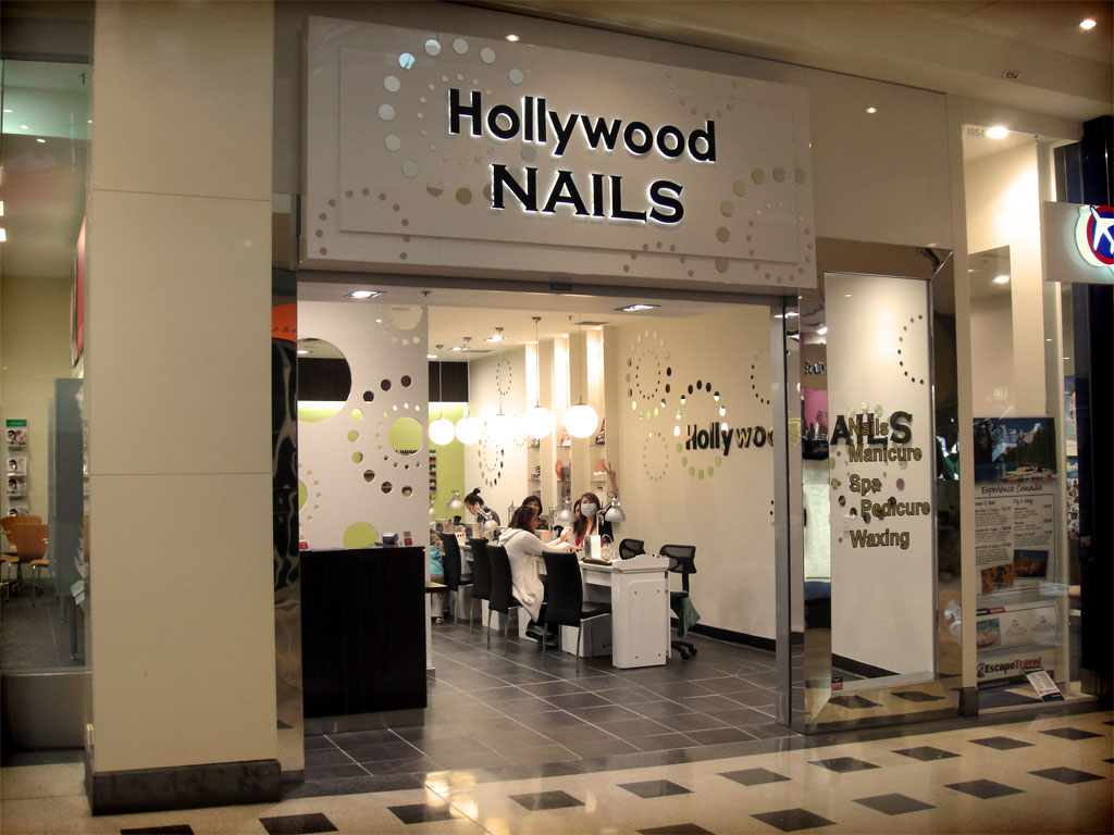 Tgf Decoration Hollywood Nails Prices Hours And Locations All Salon Prices