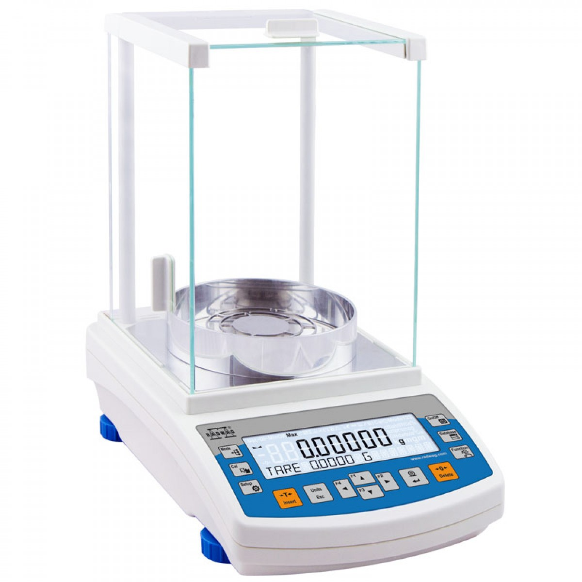 Balance Laboratory Apparatus Radwag As 82 220 R2 Analytical Lab Balance Free Shipping