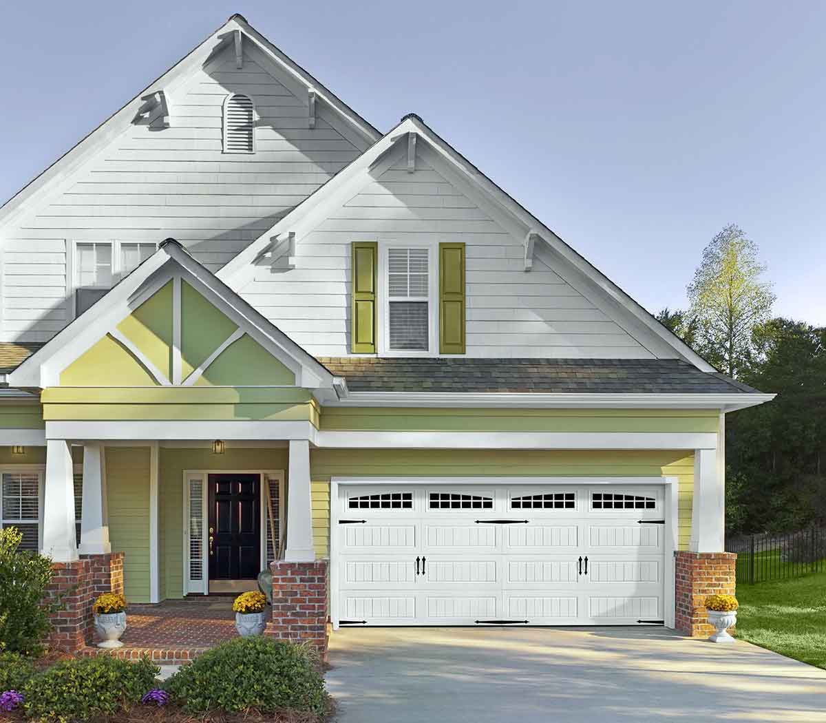 Maple Garage Doors Residential Garage Door And Door Opener Installation All Seasons