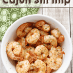 Quick and Easy Cajun Shrimp
