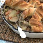 Crowd Pleasing Chicken Pot Pie for Potluck