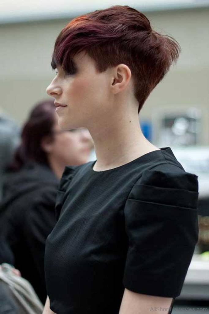 Pixie Neck Hair 70 Adorable Short Undercut Hairstyle For Girls