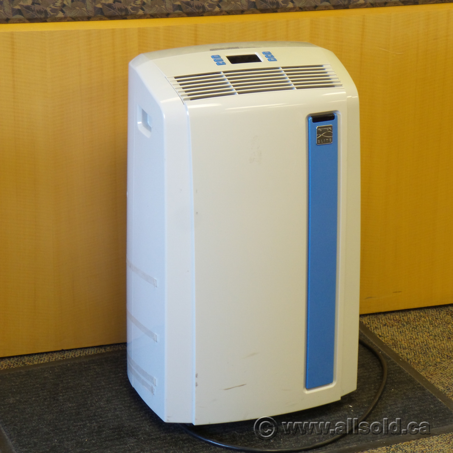 Portable Air Conditioner 12000 Btu Kenmore Elite 12000 Btu 3 In 1 Portable Air Conditioner Ac