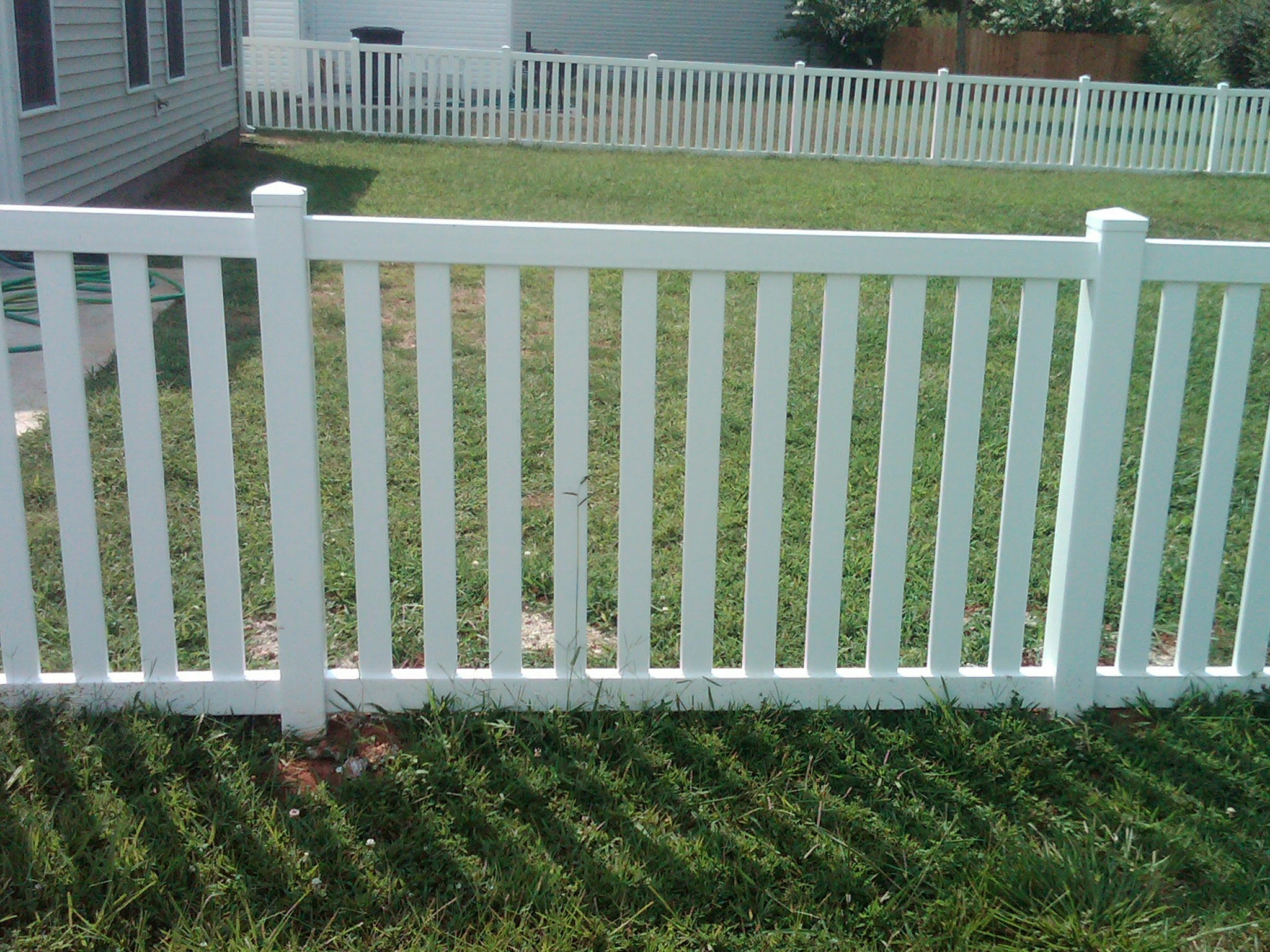 Diy Vinyl Fence Supplies Vinyl Fence Products Spokane Vinyl Fencing Vinyl Fencing