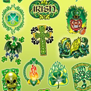Lucky Irish Tattoos