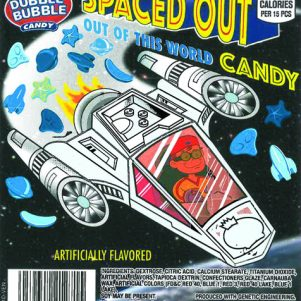 Spaced Out Candy