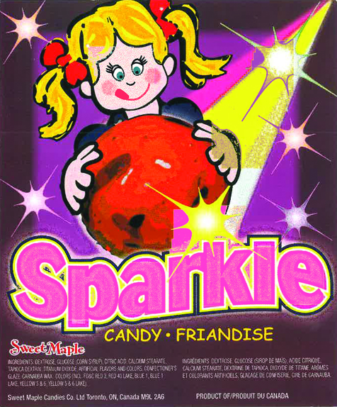 Sparkle Candy Jawbreakers