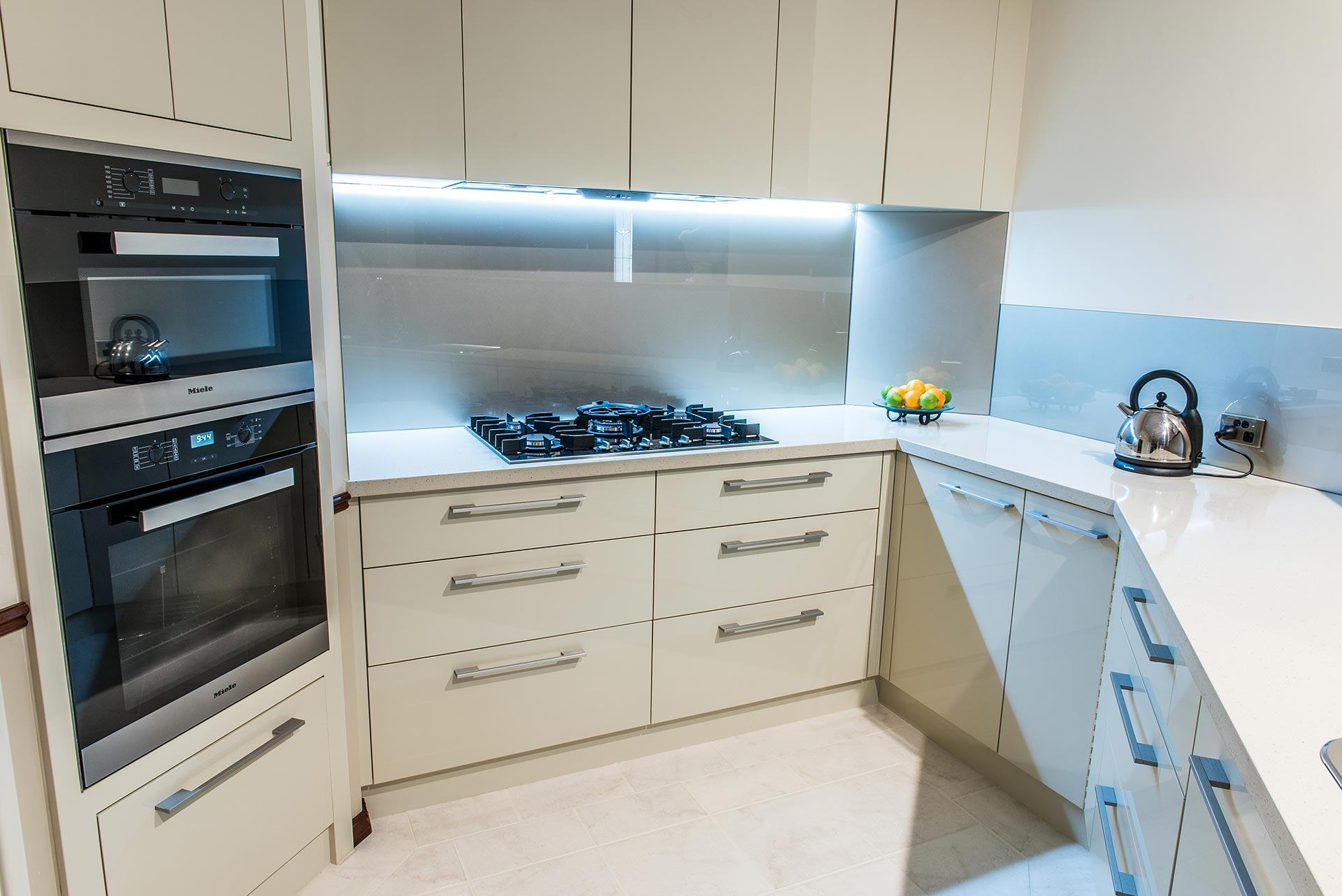 Stainless Steel Splashback Kitchen Bathroom Splashbacks Renovations Perth Alltech Cabinets