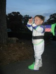 Pic 18 Buzz Lightyear using his lasers