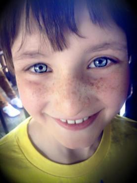 My Son Has Dysgraphia