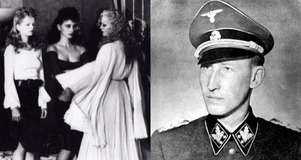 Salon Kitty The Real Story Of The Nazi Brothel Used For