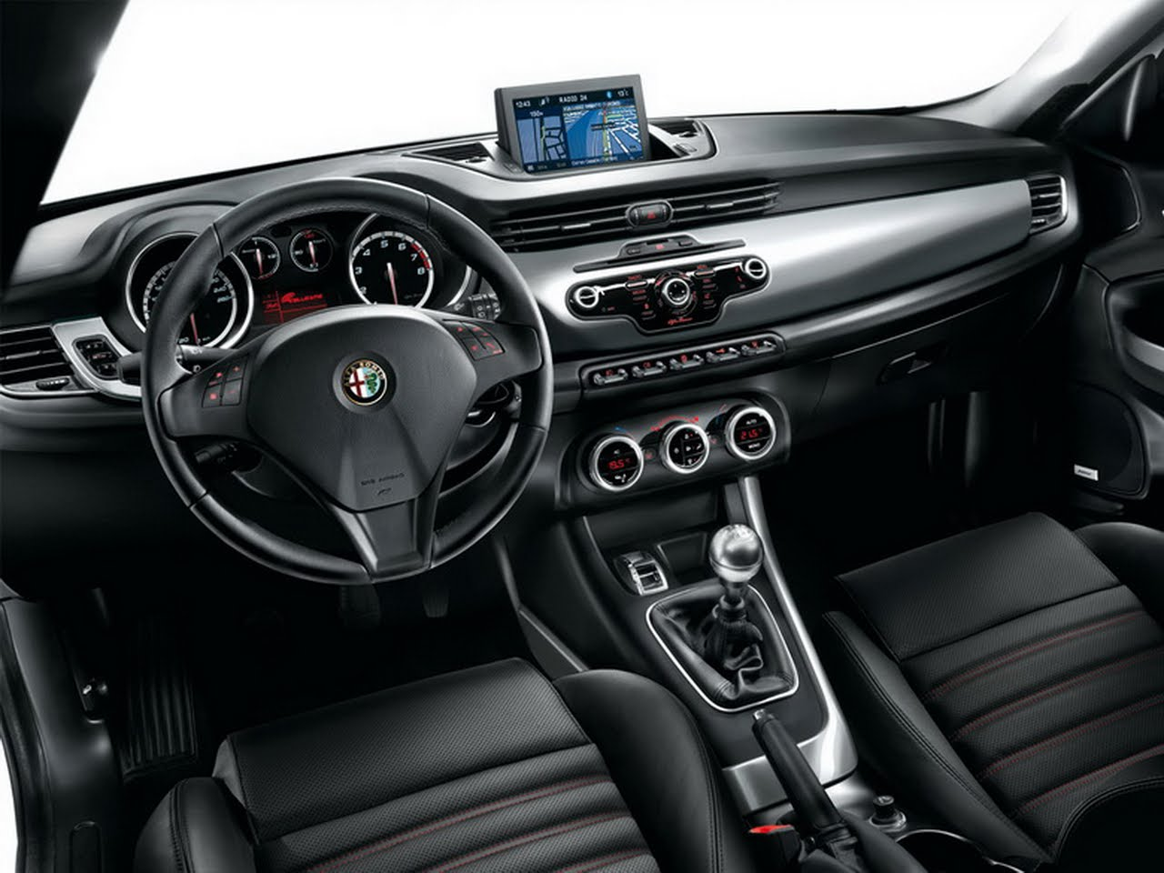 Alfa Giulietta Interieur Alfa Romeo Giulietta 2010 Interior 01 All The Cars