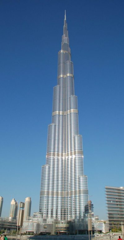 Everything in Dubai is over the top, especially the Burj Khalifa – AllThingsCruise