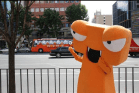 Ticket Monster's mascot