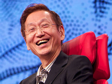 Asus Chairman Johnney Shih