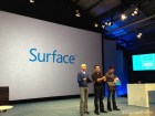 Sinofsky at Surface launch
