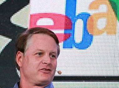 eBay's John Donahoe at Mobile World Congress