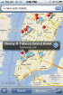 Google Maps - NYC Hotels