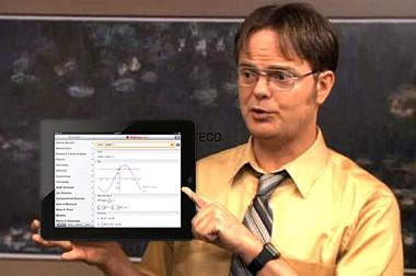 Dwight_iPad