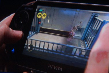 PS4 games can be played remotely on the PS Vita.