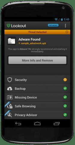 Adware Found-EN