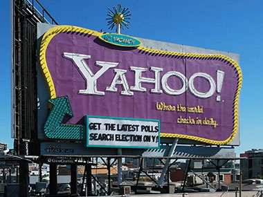 Yahoo Plans Splashy New San Francisco Digs (And Dreams of Neon Billboard's Return)