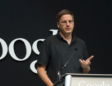 Brian McClendon, VP of Google Maps