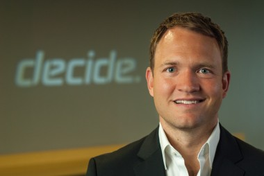 Decide.com CEO Mike Fridgen
