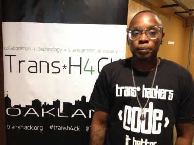 TransH4ck founder Kortney Ryan Ziegler