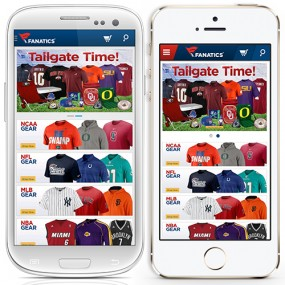 Fanatics-Mobile App