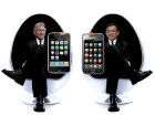 Samsung Apple Men In Black Suits II