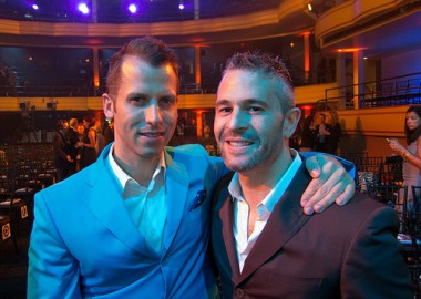 Fab co-founders Bradford Shellhammer and Jason Goldberg