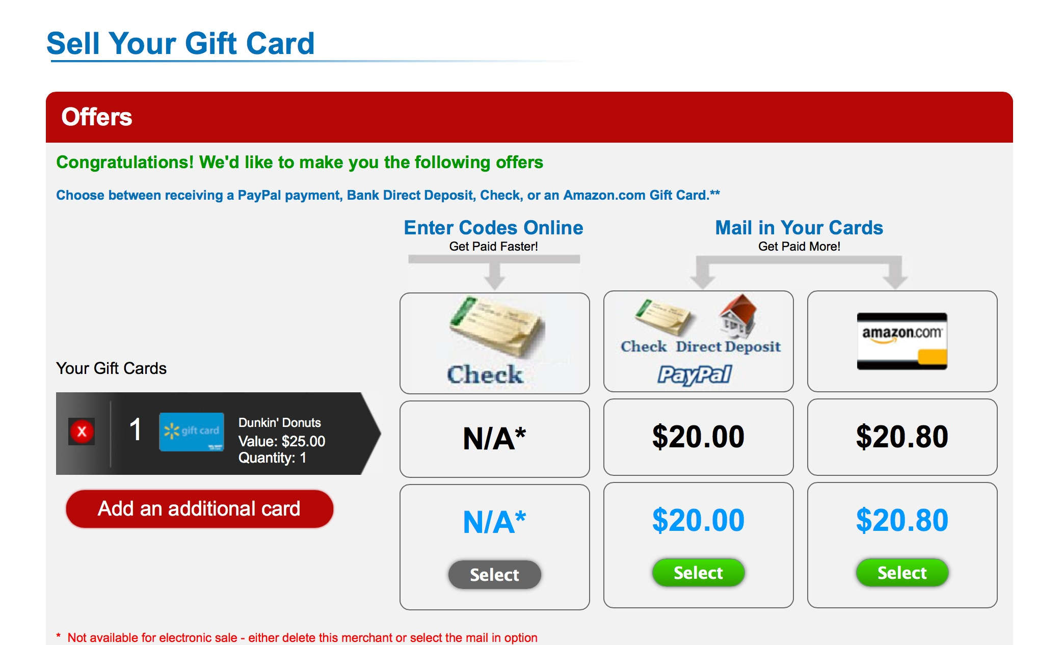 Email Gift Vouchers How Gift Card Exchange Sites Like Raise Cardpool And Cardcash