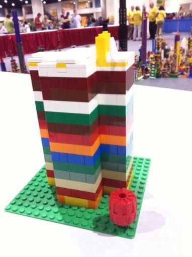 LEGO dorm