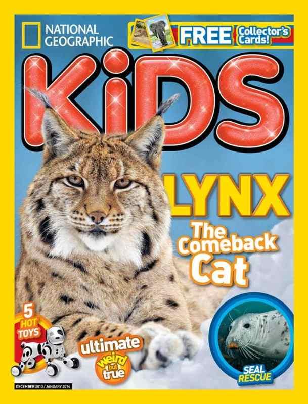 Lynx, baby!