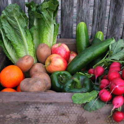 What to Do About Those Unsightly Fruits and Vegetables