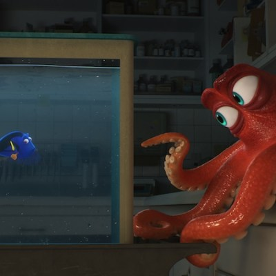 Finding Dory is a Hit and a Miss