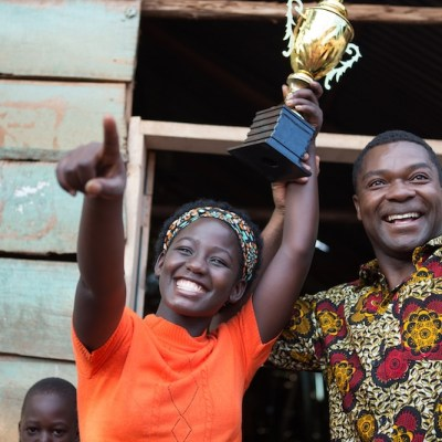 Queen of Katwe is an inspirational movie about… CHESS?