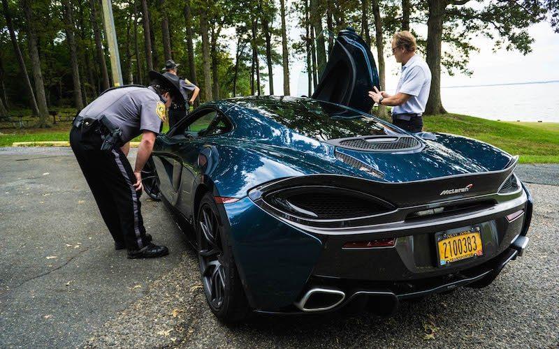 2016 WAPA Road Rally: Dream Cars by the Chesapeake Bay