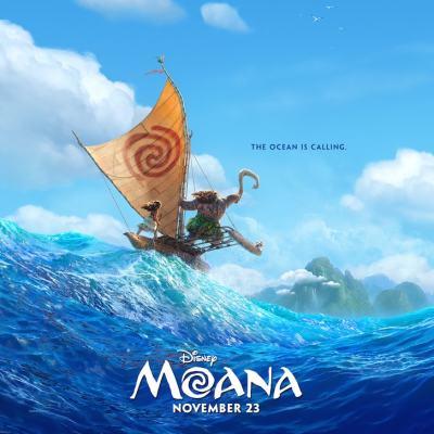 Why You'll Wanna See MOANA