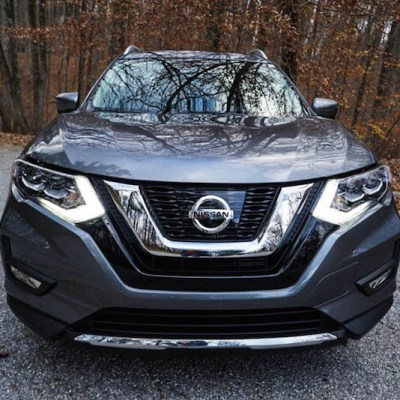 A Week in the Life of the 2017 Nissan Rogue Hybrid