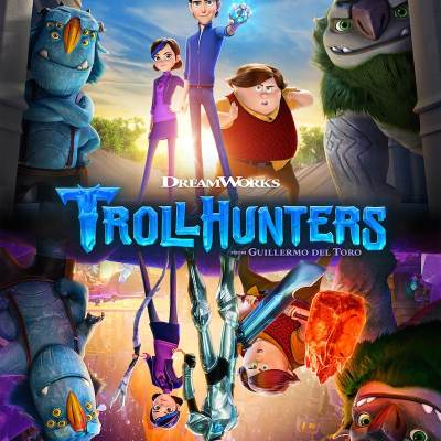Adding Trollhunters to Your Holiday Family Viewing