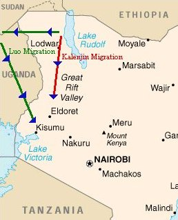 Nilotic Migrations