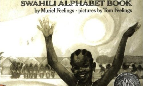 Jambo Means Hello, Swahili Alphabet Book By Muriel Feelings